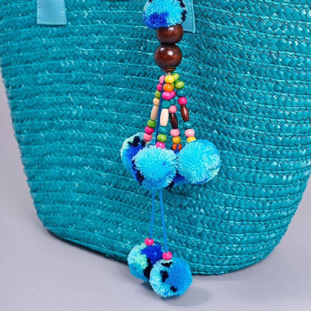 MQ-00116-turquoise-D10-3-sac-paille-plage-pompons