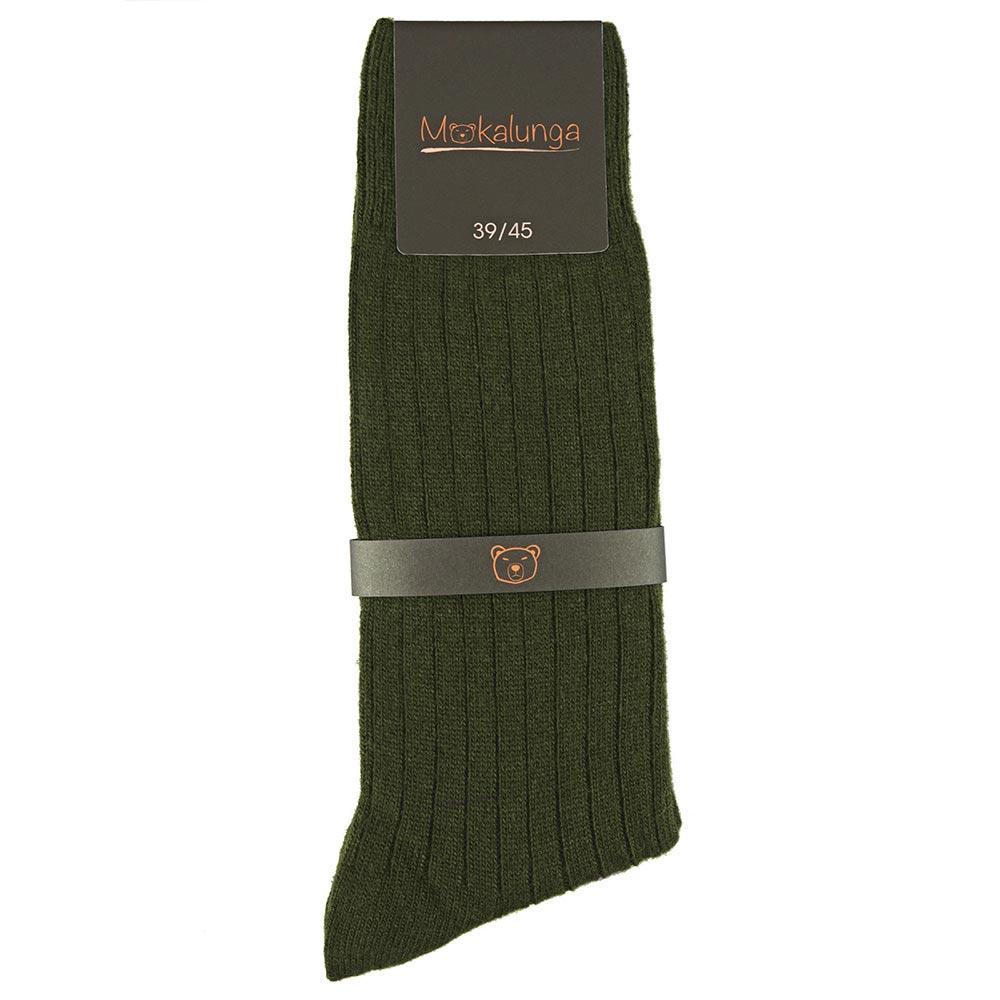 CH-00237-A10-2-chaussettes-homme-laine-cachemire-kaki