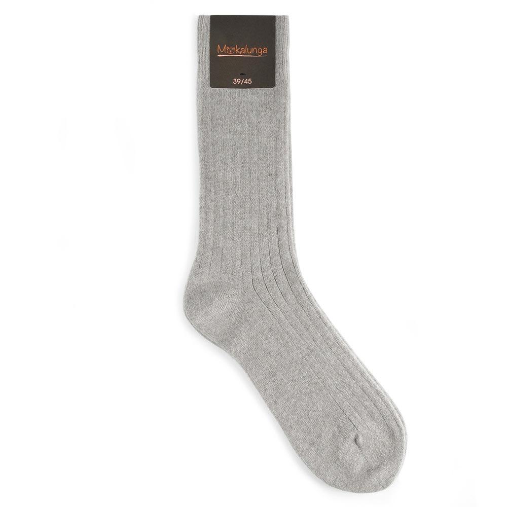 CH-00242-A10-1-chaussettes-homme-laine-cachemire-gris-clair