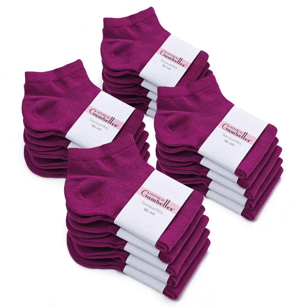 CH-00338-F10-soquettes-femme-violet-lot-20-paires