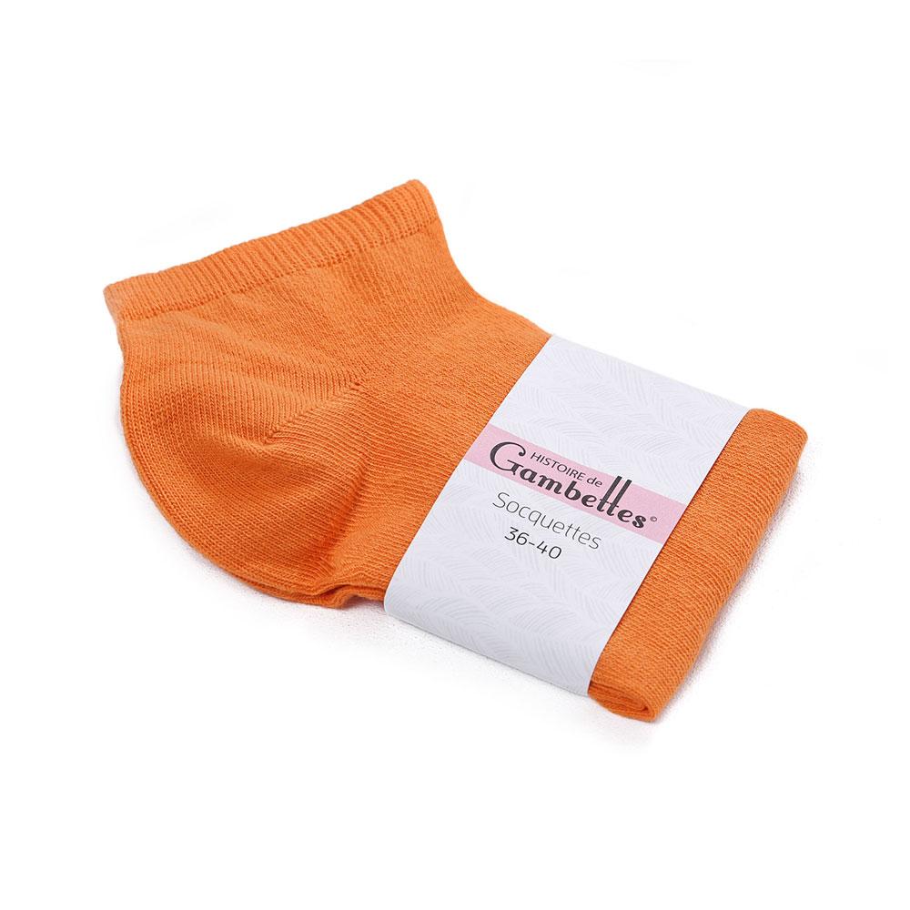 CH-00339-F10-soquettes-femme-coton-orange