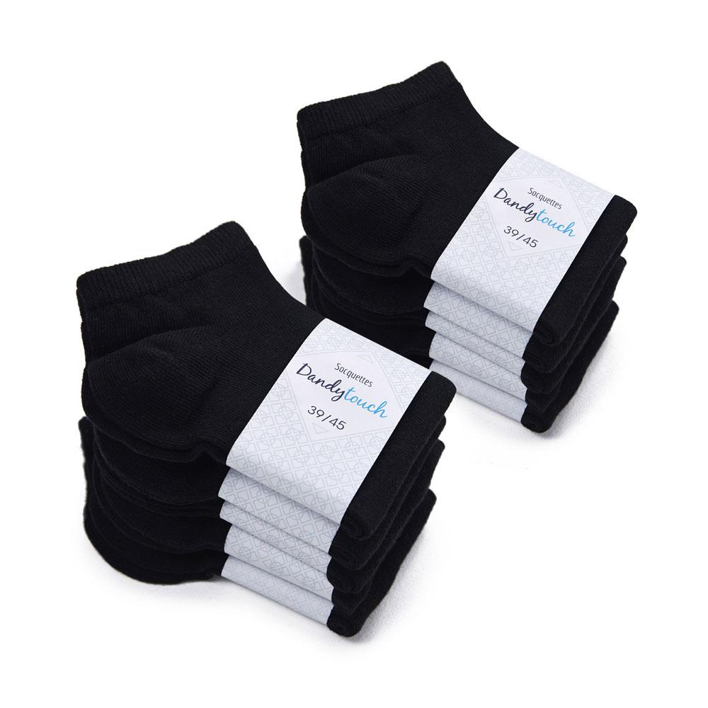 CH-00362-F10-soquettes-homme-noires-10-paires