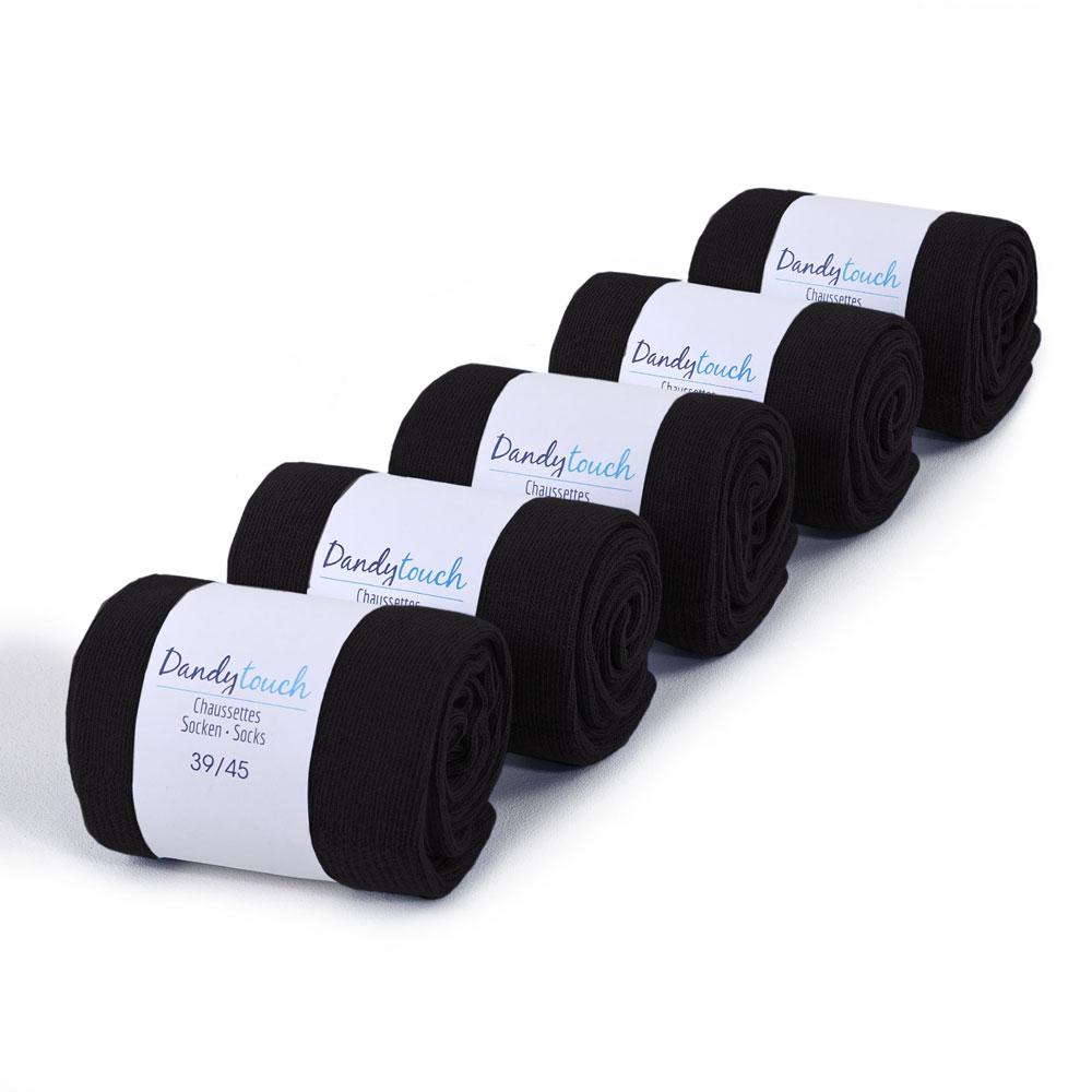 CH-00366-F10-lot-5-paires-de-chaussettes-homme-noires-unies