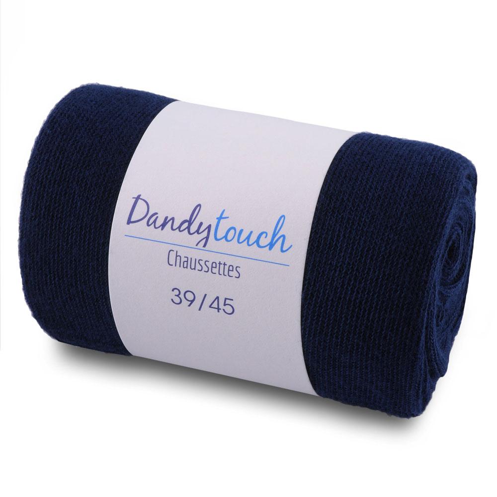 CH-00394-F10-chaussettes-homme-bleues-foncees-unies