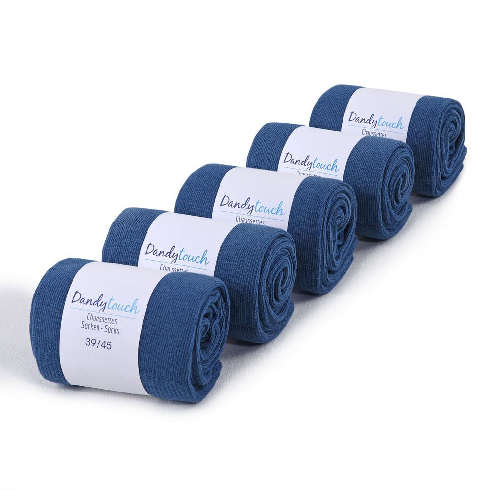 CH-00406-F10-lot-5-paires-de-chaussettes-homme-bleues-petroles-unies