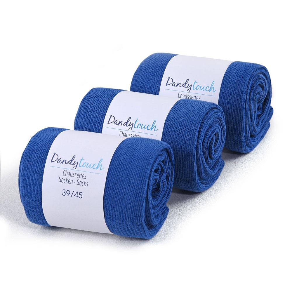 CH-00410-F10-lot-3-paires-de-chaussettes-homme-bleues-royales-unies