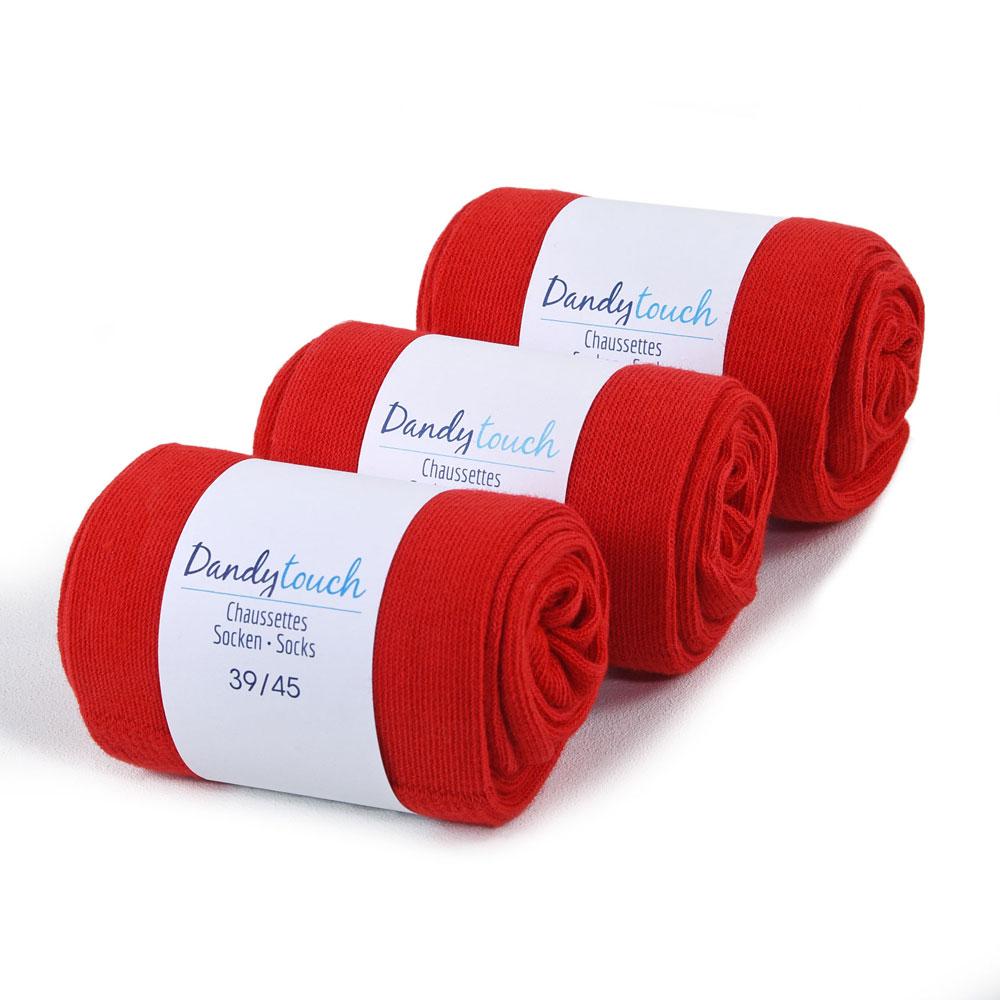 CH-00455-F10-lot-3-paires-de-chaussettes-homme-rouges-unies
