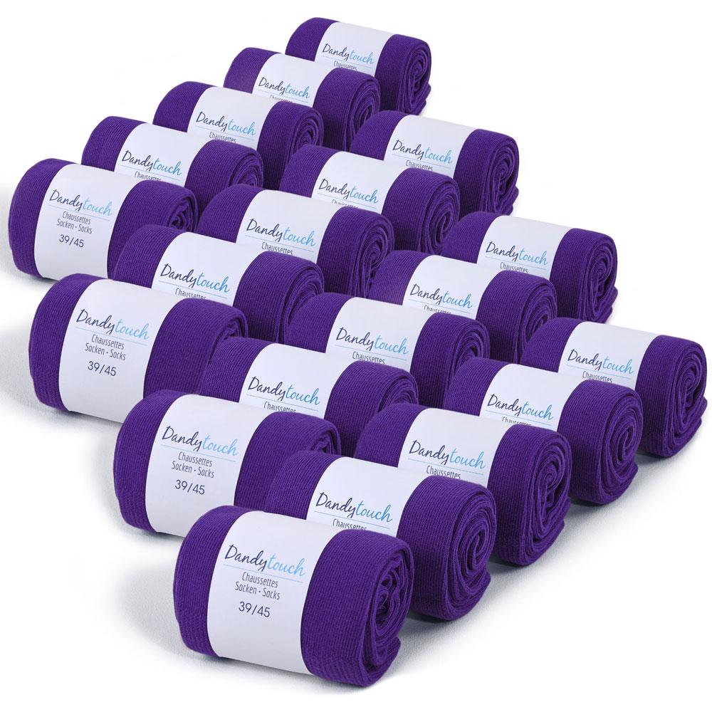 CH-00493-F10-lot-20-paires-de-chaussettes-homme-violet-unies