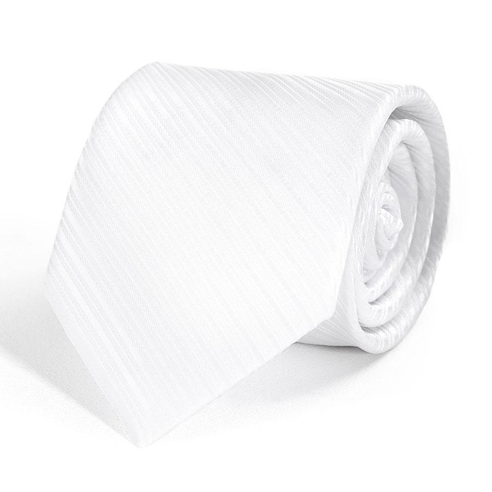 CV-00342-F10-cravate-faux-uni-blanc-dandytouch