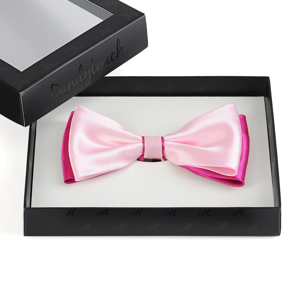 ND-00120-F10-noeud-papillon-bicolore-rose-pale-fuchsia-boite-dandytouch