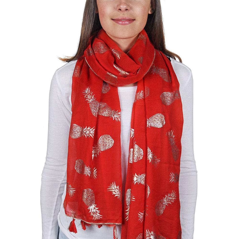 AT-04732-VF10-P-foulard-femme-ananas-rouge