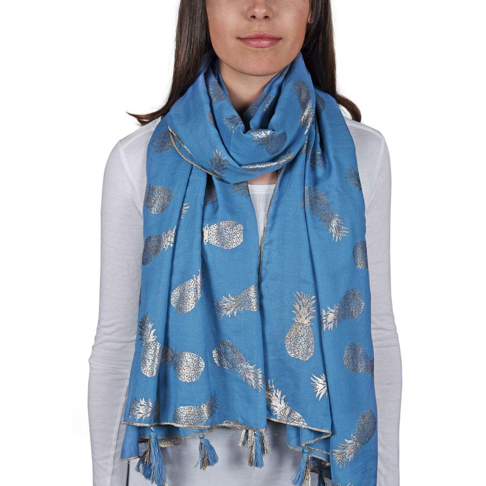 AT-04733-VF10-P-foulard-ananas-dores-bleu