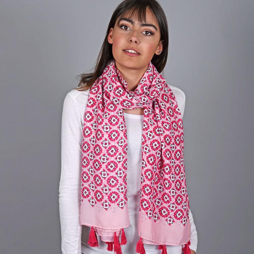 AT-04740-VF10-1-foulard-femme-pompons-rose