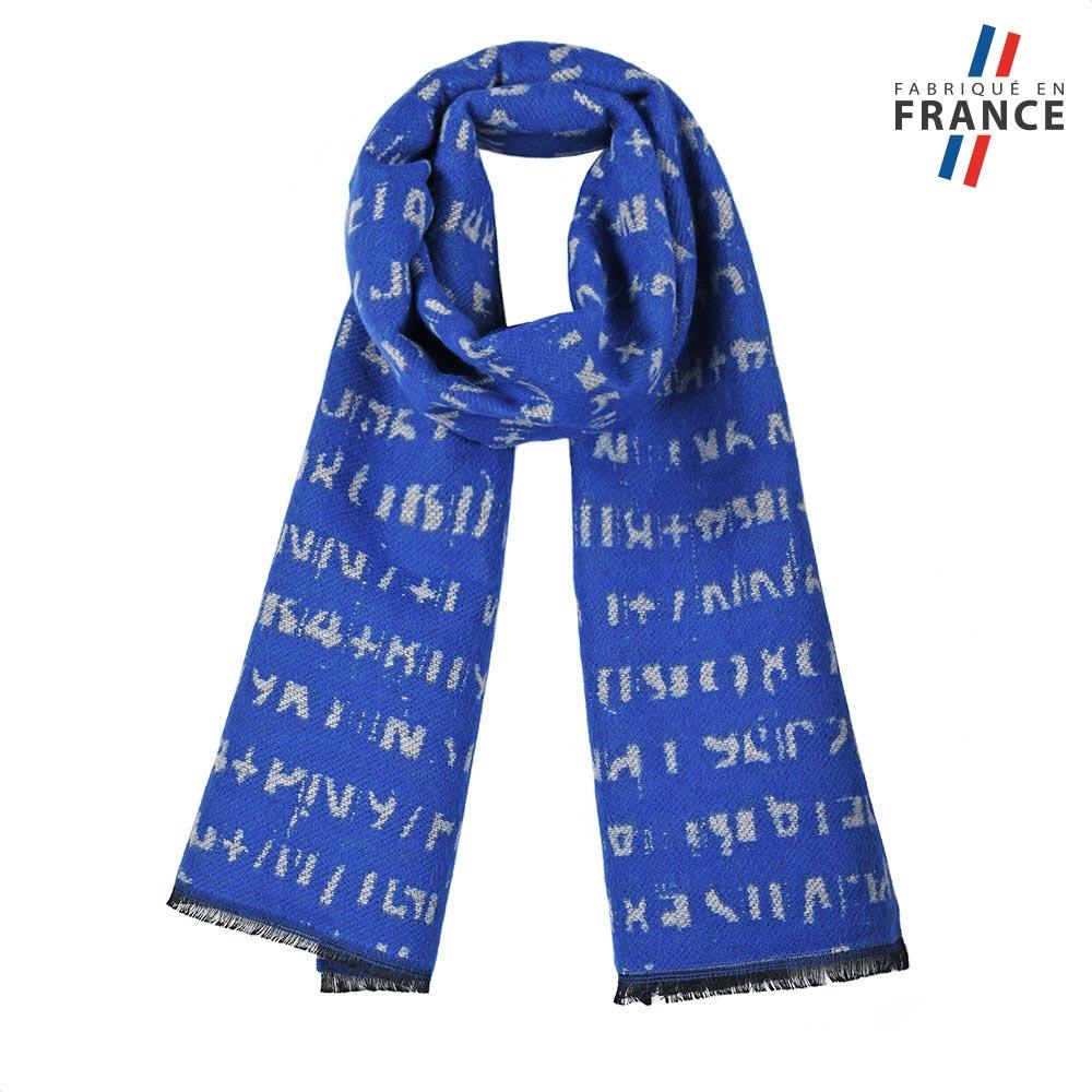 AT-05652-F10-FR-echarpe-fantaisie-bleue-fabriquee-en-france