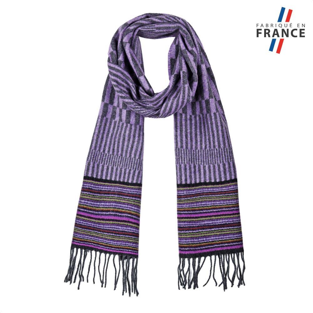 AT-05735-F10-FR-echarpe-rayures-violet-label-france