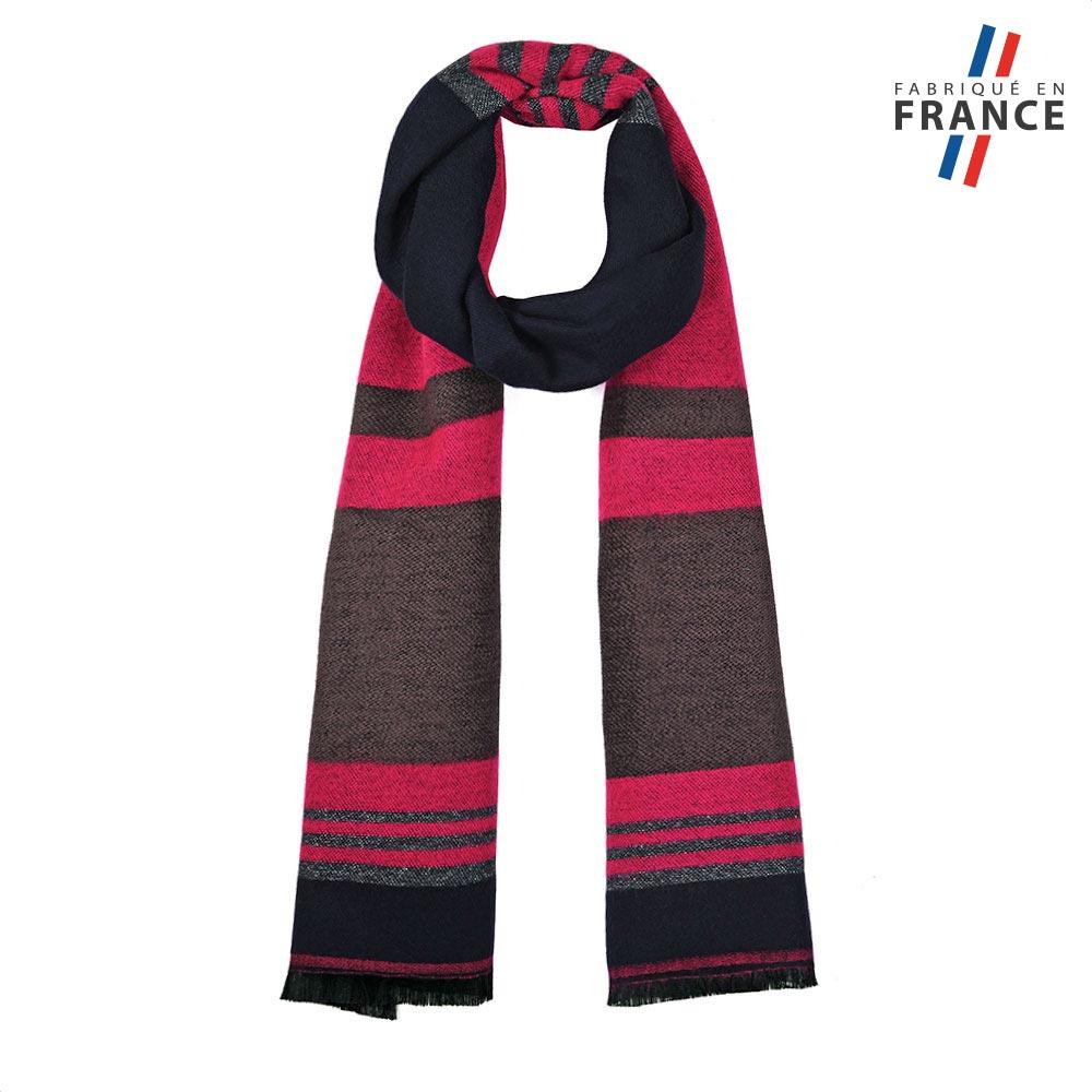 AT-05621-F10-FR-echarpe-femme-marron-fuchsia