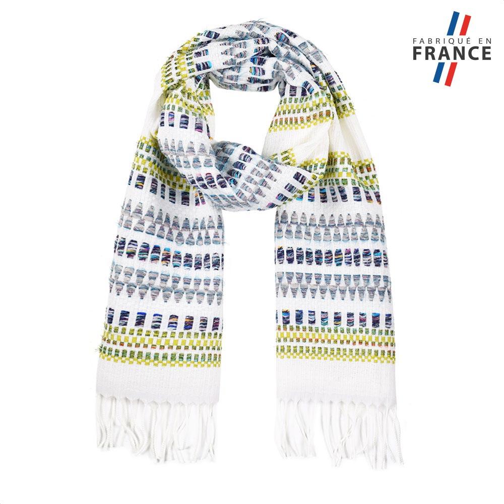 AT-05745-F10-FR-echarpe-femme-jaune-et-grise-label-france