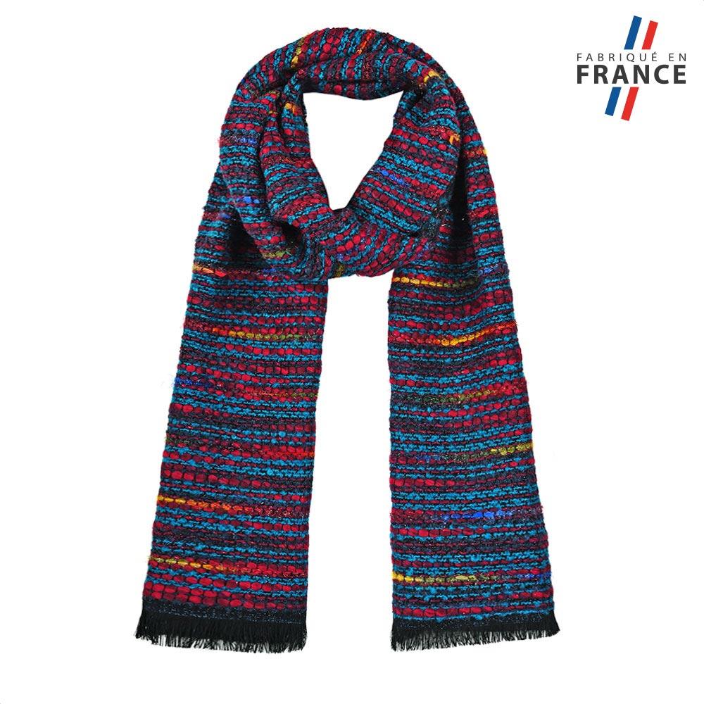 AT-05754-F10-FR-echarpe-fantaisie-multicolore-fabriquee-en-france