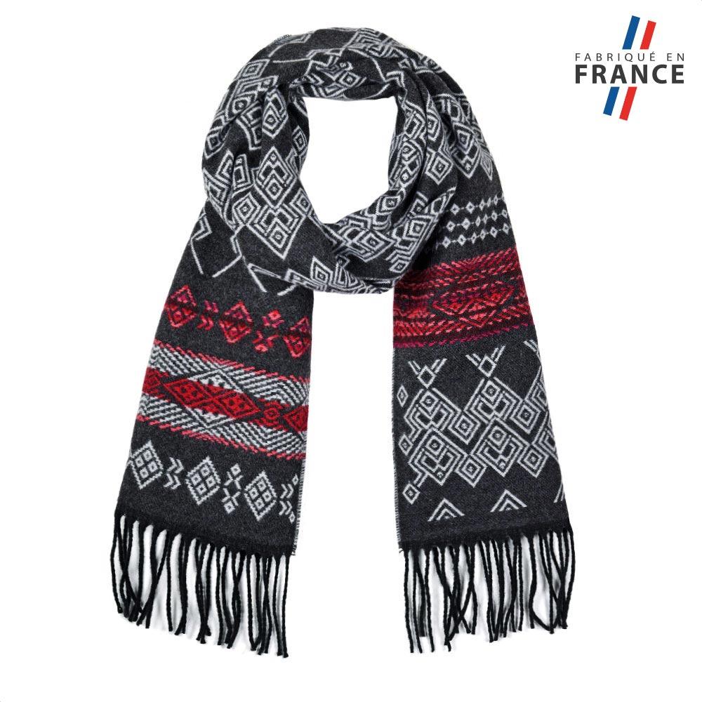 AT-05764-F10-FR-echarpe-frange-fantaisie-grise-label-france