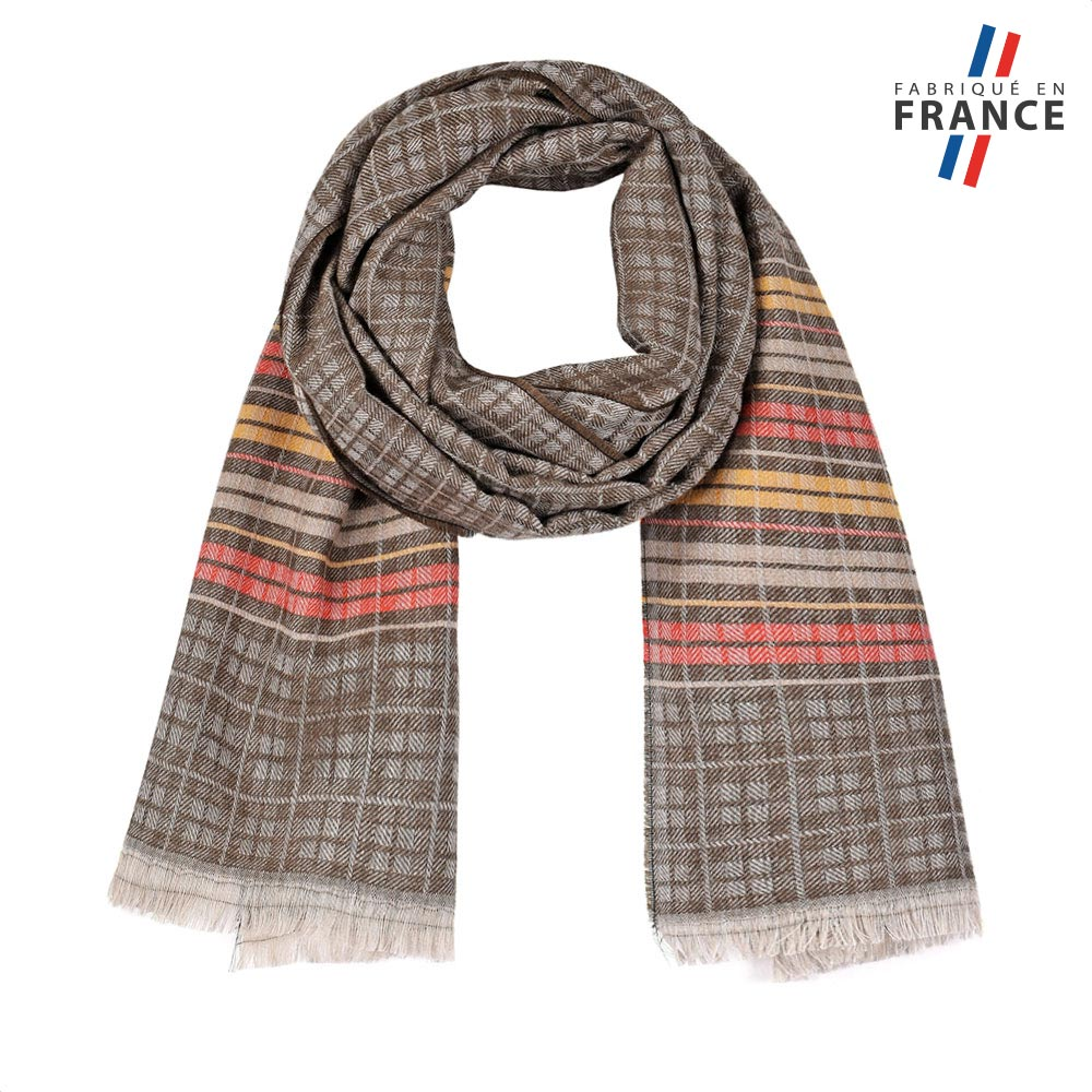 AT-05794-F10-FR-echarpe-petits-carreaux-taupe