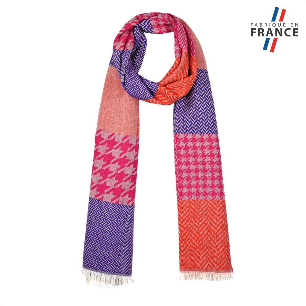 AT-05796-F10-FR-echarpe-pied-de-poule-multicolore