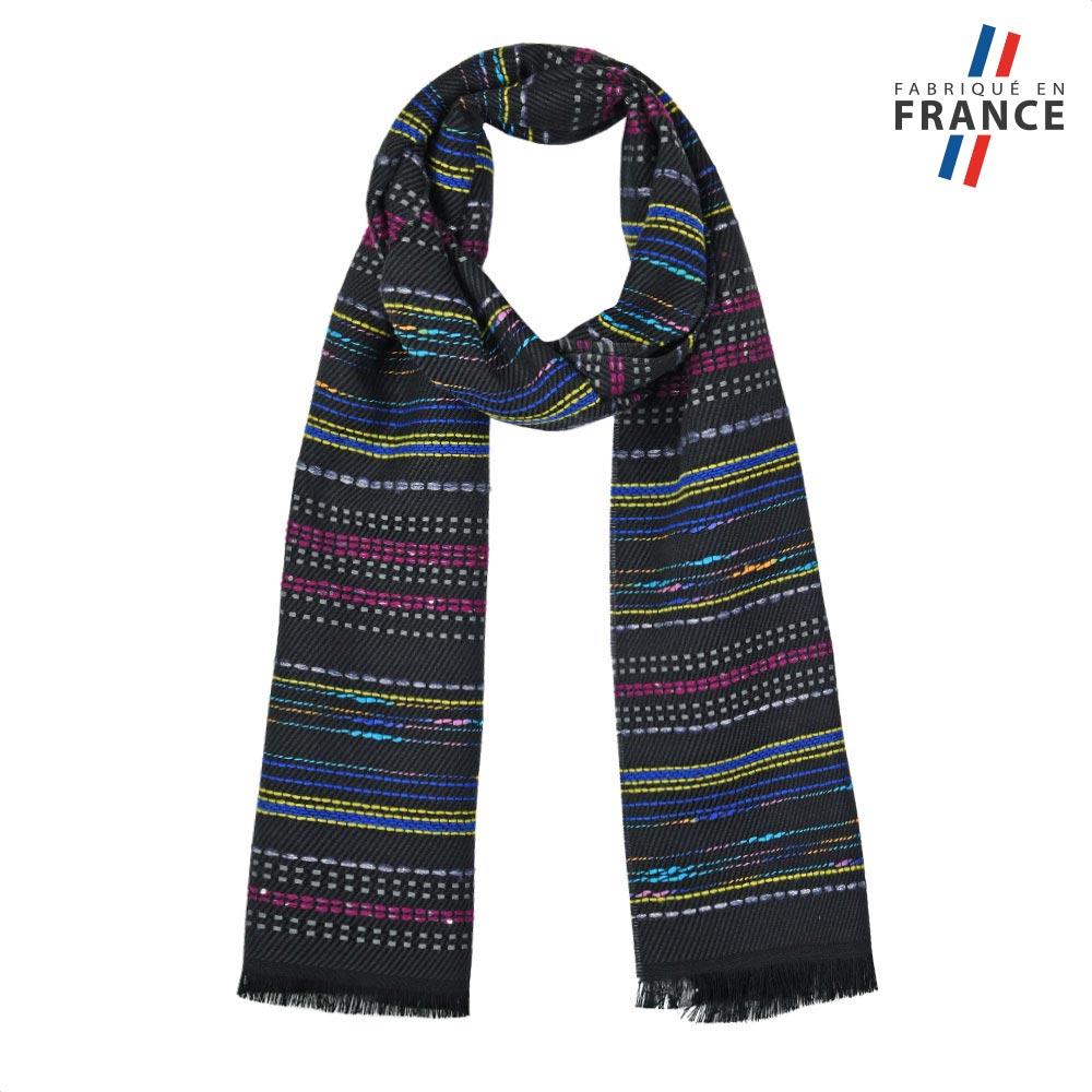 AT-05811-F10-FR-echarpe-rayures-anthracite-bleue-label-français