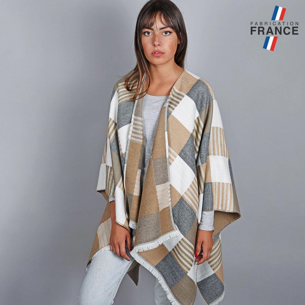 AT-04808-VF10-1-LB_FR-poncho-carreaux-beige-gris