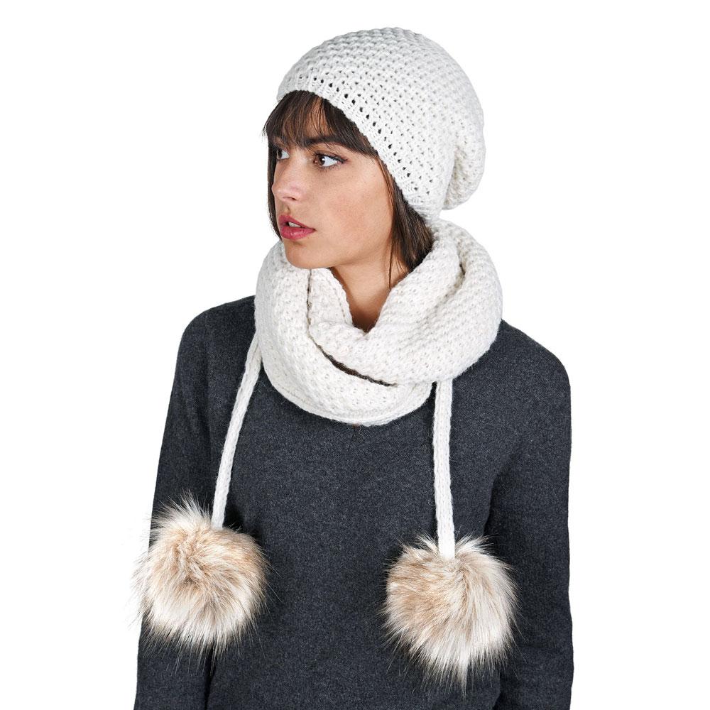 AT-05886-VF10-P-ensemble-echarpe-pompon-bonnet-blanc