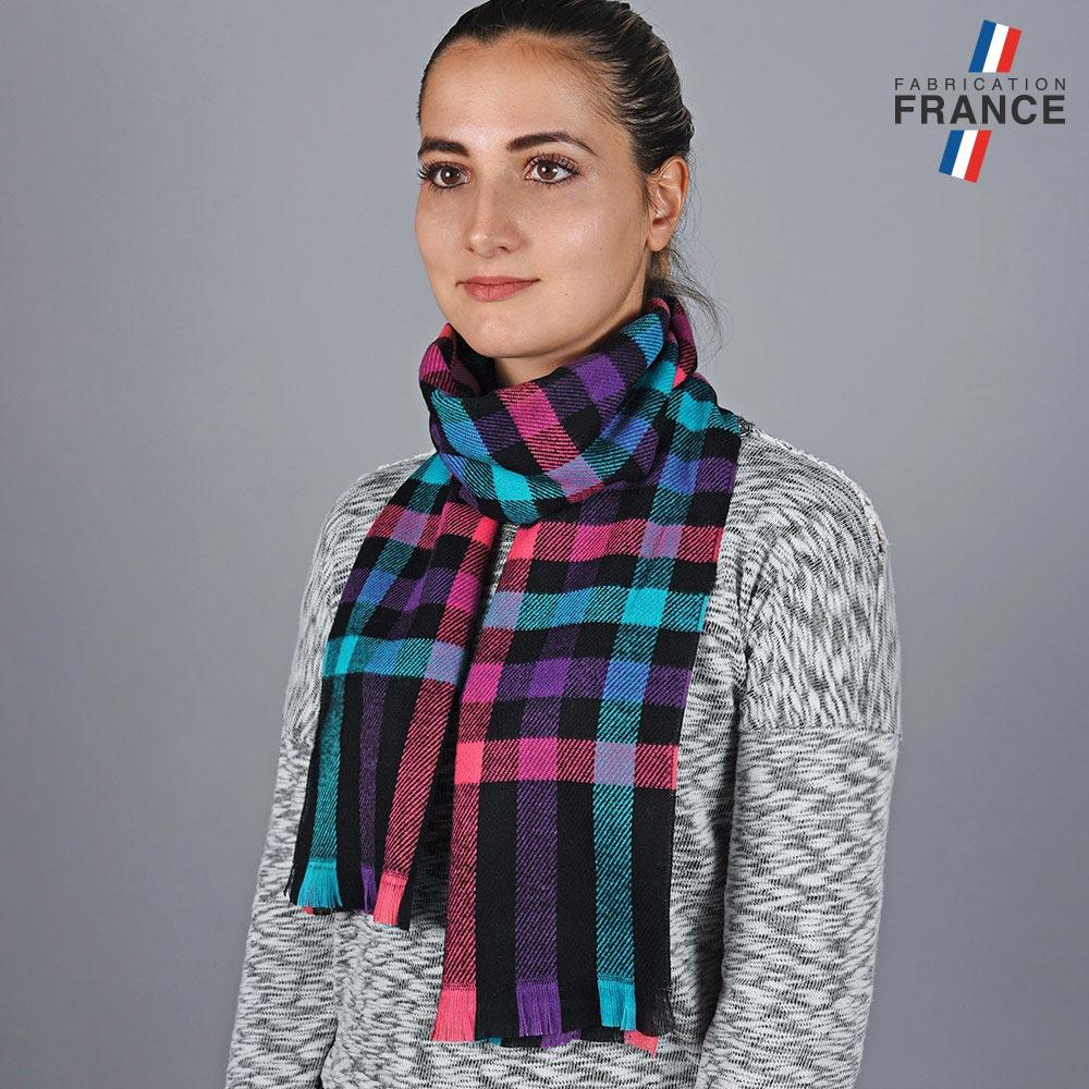 AT-05617-VF10-LB_FR-echarpe-tartan-multicolore-label-france