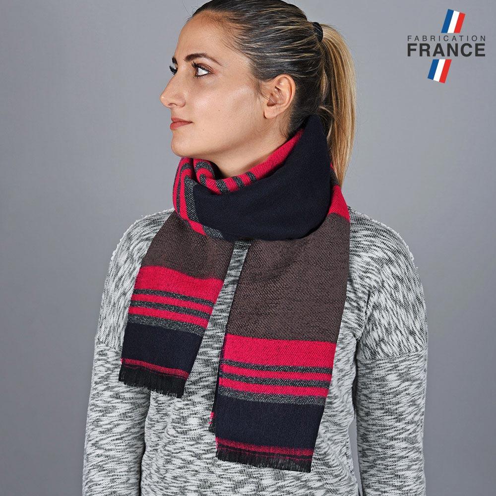 AT-05621-VF10-LB_FR-echarpe-marron-fuchsia-made-in-france