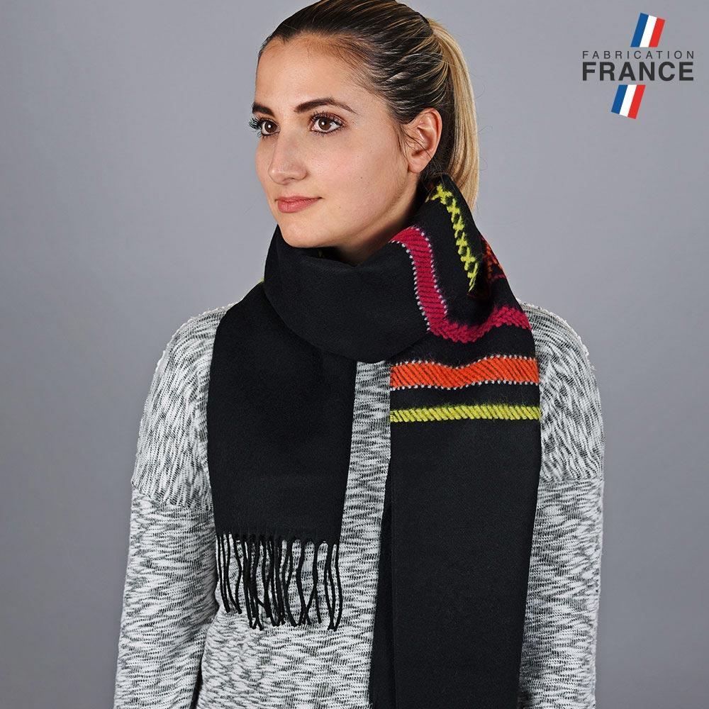 AT-05636-VF10-LB_FR-echarpe-rayures-noire-label-france