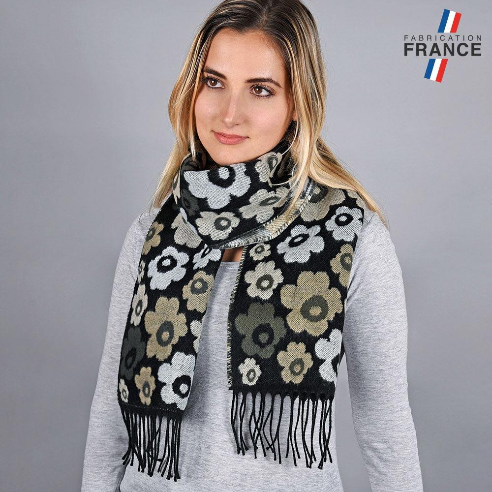 AT-05635-VF10-LB_FR-echarpe-femme-fleurs-grises