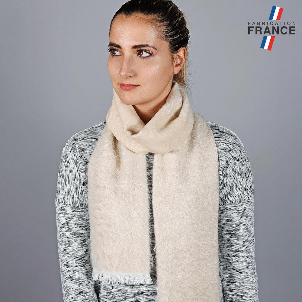 AT-05656-VF10-LB_FR-echarpe-femme-creme-uni