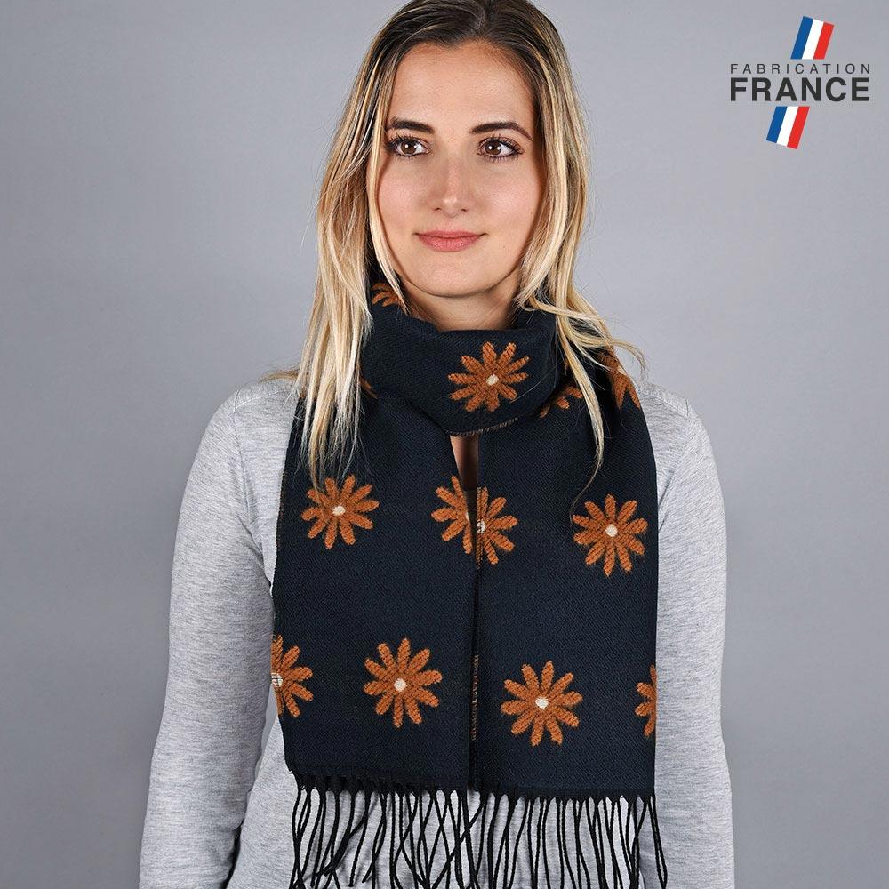 AT-05671-VF10-LB_FR-echarpe-femme-marguerites-fabrication-en-france