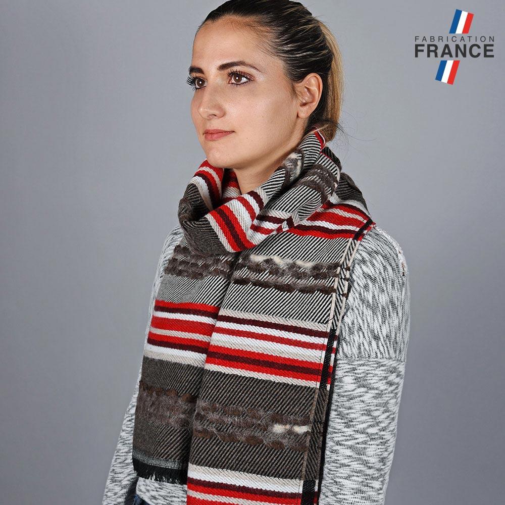 AT-05712-VF10-LB_FR-echarpe-fantaisie-rayures-gris-rouge