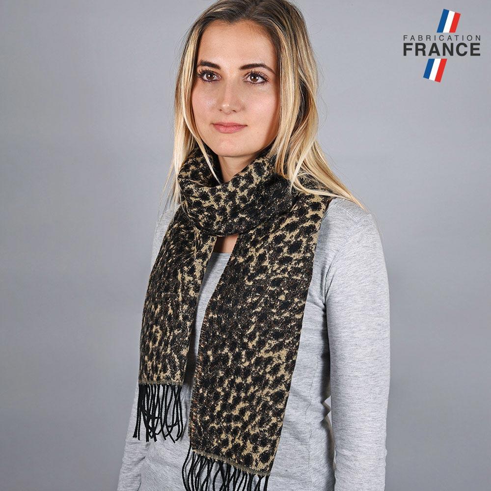 AT-05721-VF10-LB_FR-echarpe-femme-leopard-noir