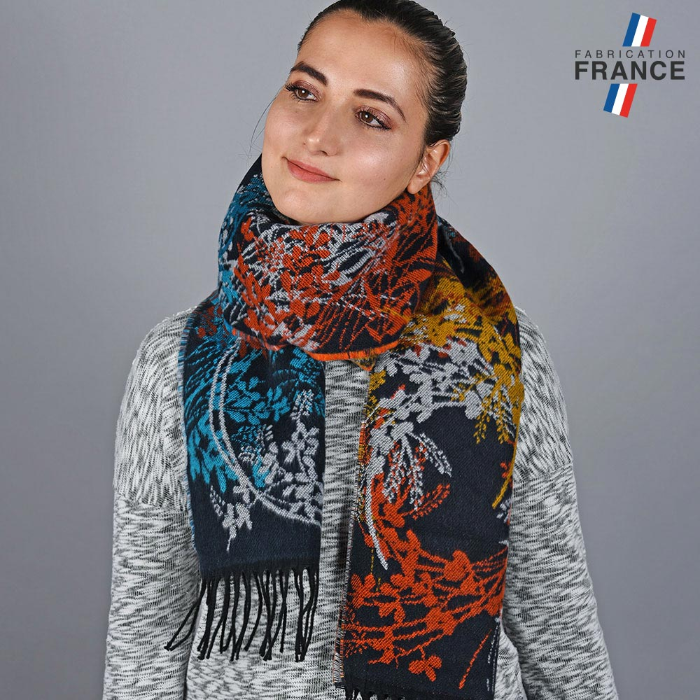 AT-05788-VF10-LB_FR-echarpe-femme-florale-multicolore