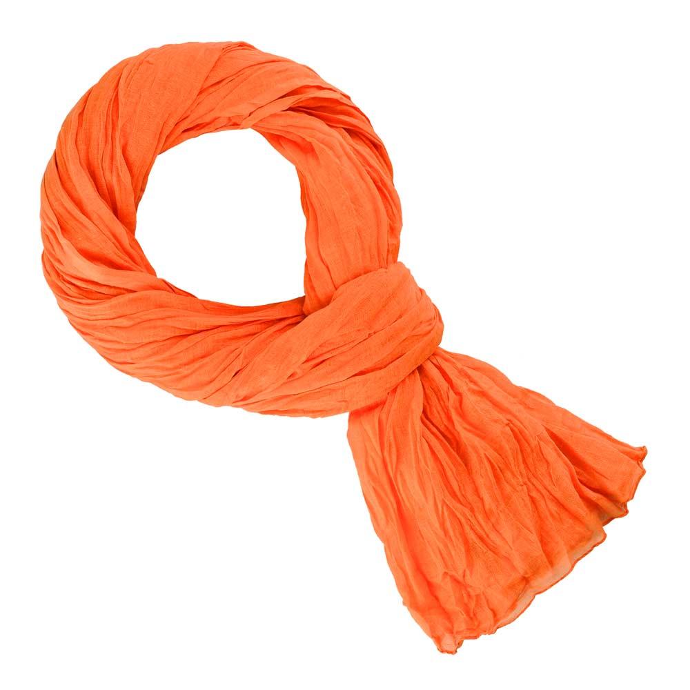 AT-05254-F10-cheche-coton-orange-mandarine-uni
