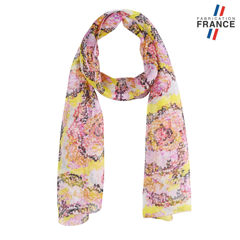 AT-05989-F10-LB_FR-echarpe-mosaique-mousseline-soie-jaune