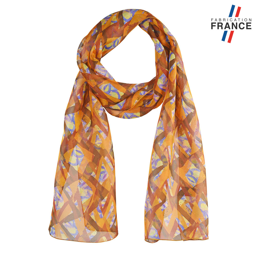AT-05994-F10-LB_FR-echarpe-femme-mousseline-soie-marron-orange