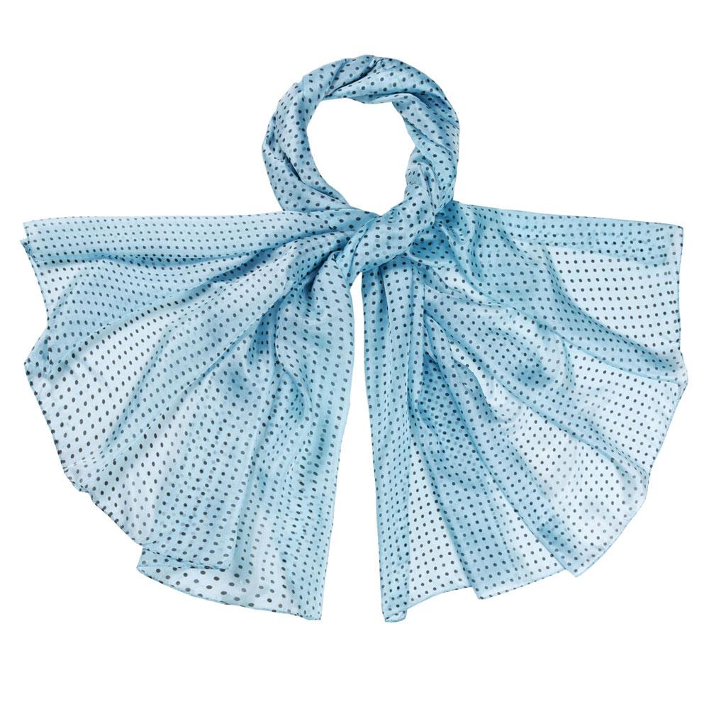 AT-05958-F10-etole-femme-en-soie-pois-bleu