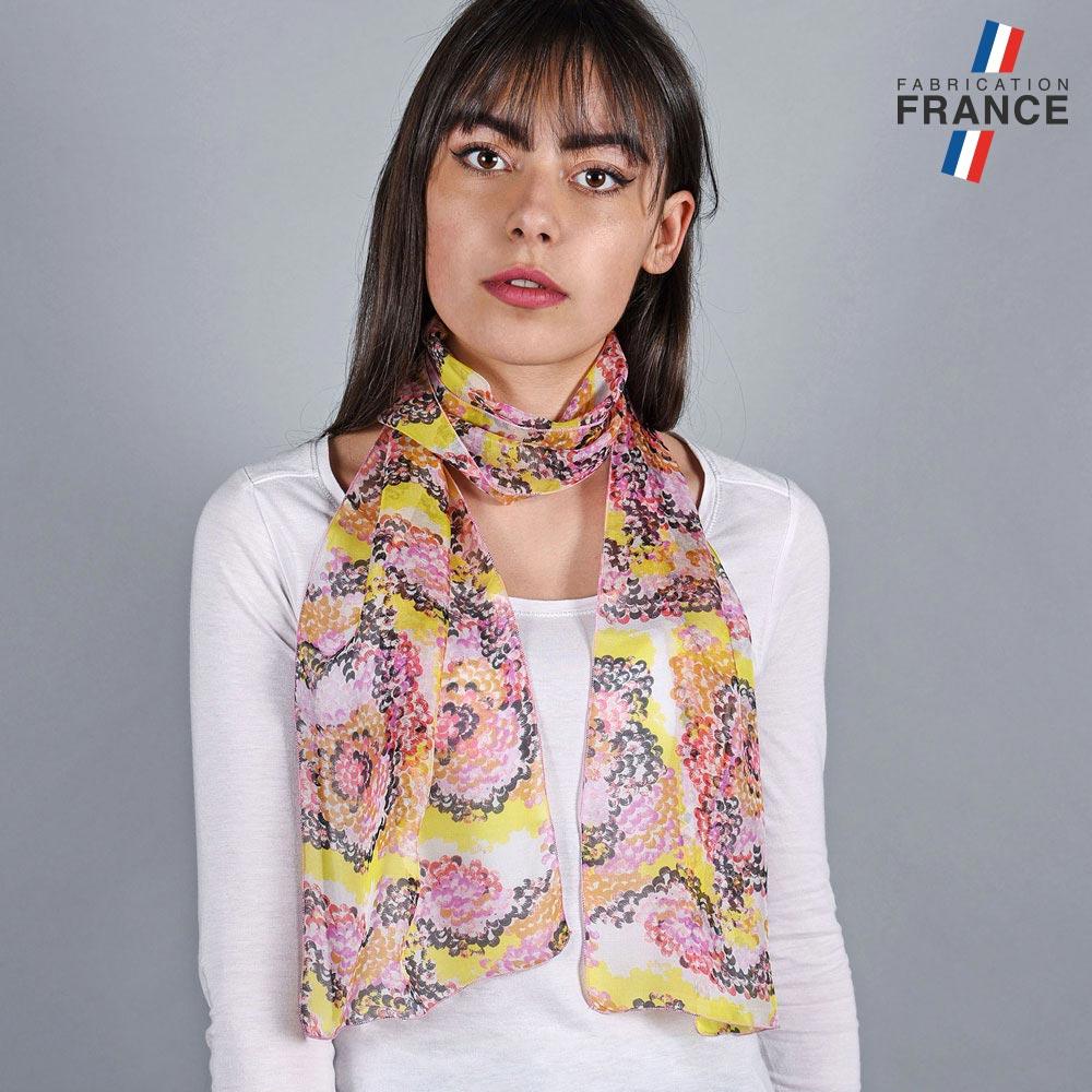 AT-05989-VF10-LB_FR-echarpe-mosaique-mousseline-soie-jaune