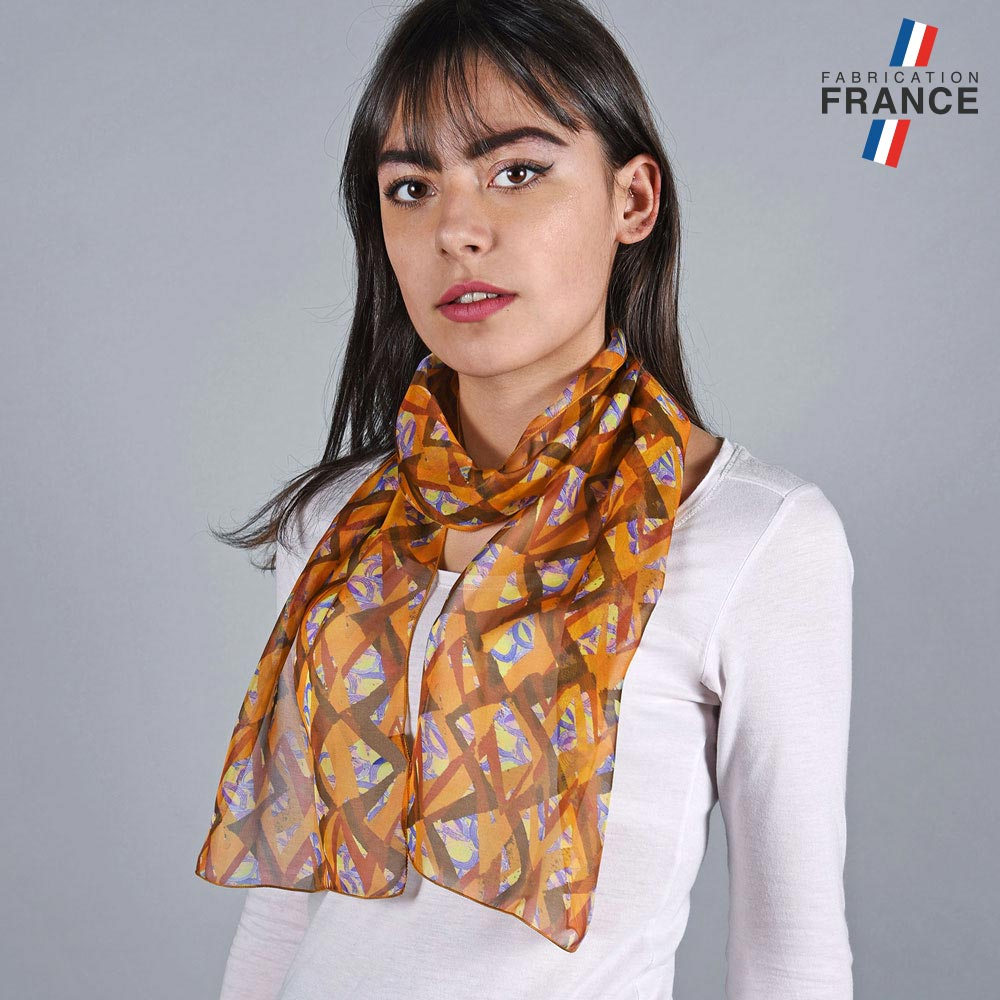 AT-05994-VF10-LB_FR-echarpe-femme-mousseline-soie-marron-orange