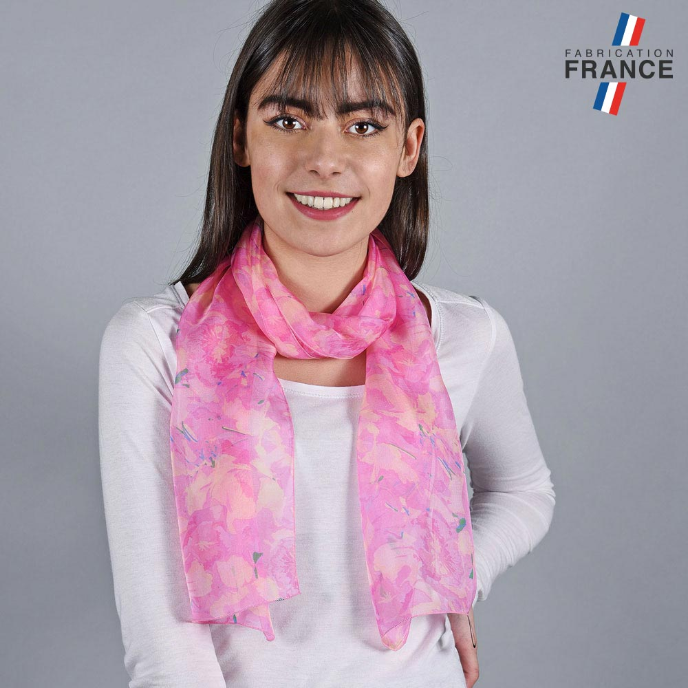 AT-05997-VF10-LB_FR-echarpe-femme-mousseline-soie-rose-bombon-fleurs