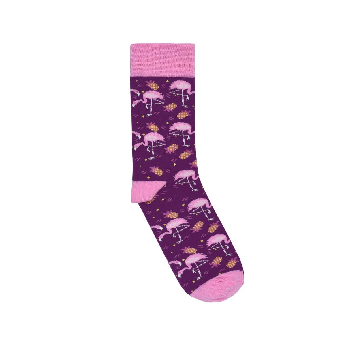 CH-00761-A12-chaussettes-fantaisie-violet-rose