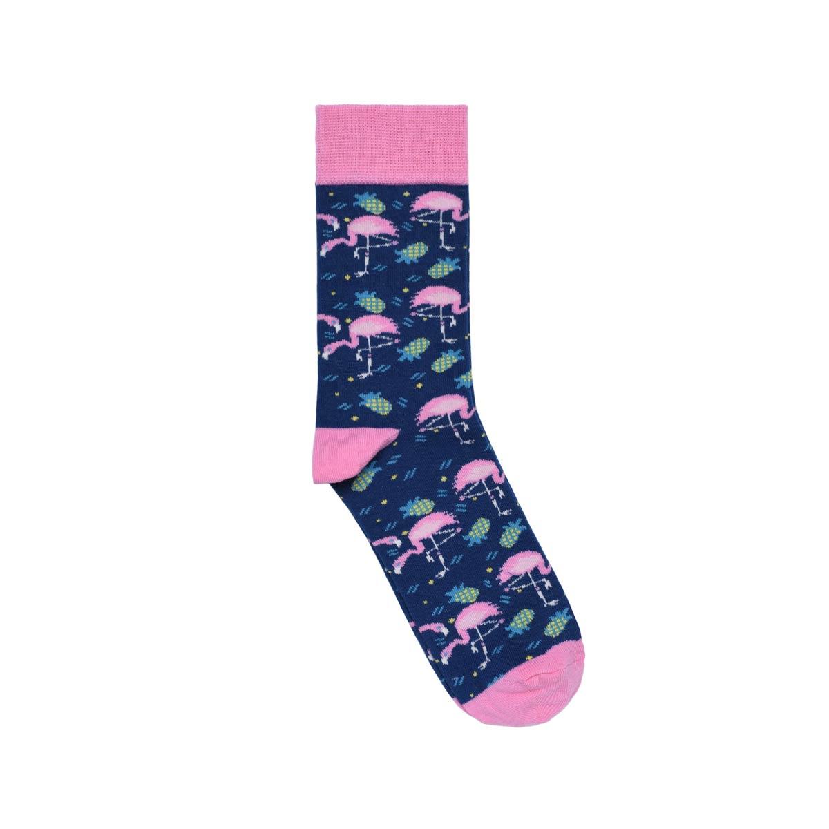 CH-00762-A12-chaussettes-femme-flamingo-bleu