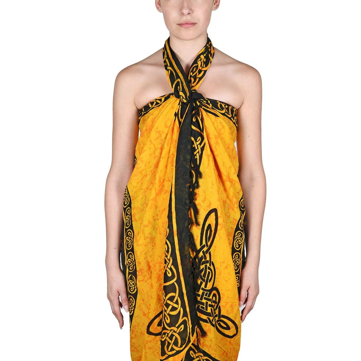 AT-06110-VF12-P-pareo-batik-viscose-jaune