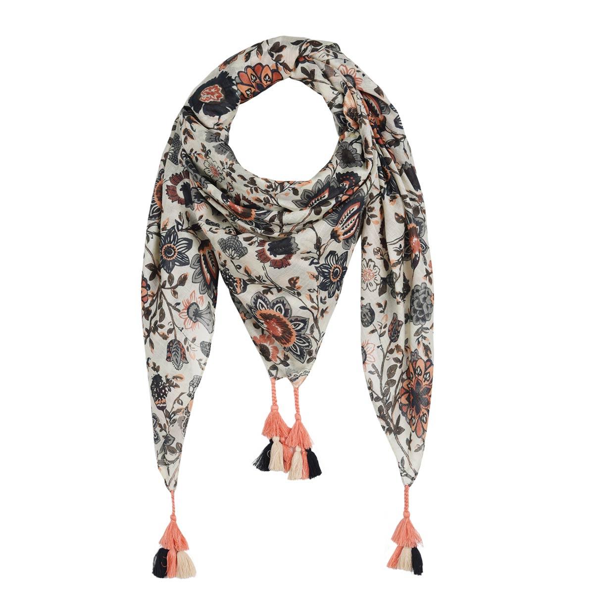 AT-06129-F12-foulard-pompon-blanc-corail