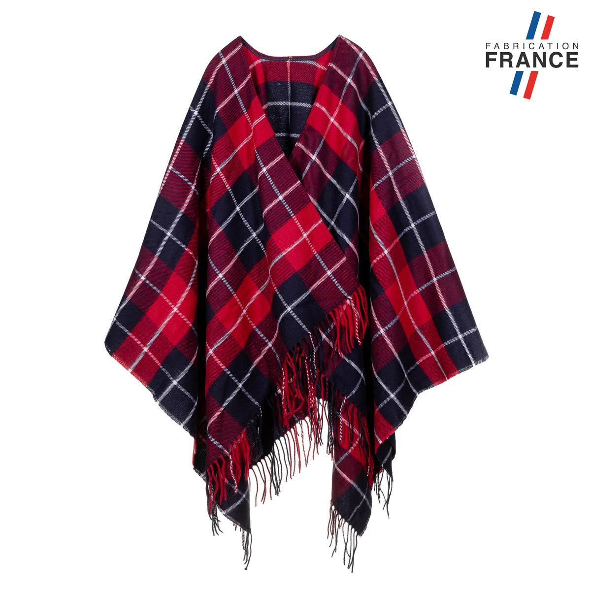 AT-06140-F12-LB_FR-poncho-femme-tartan-rouge-fabrique-en-france