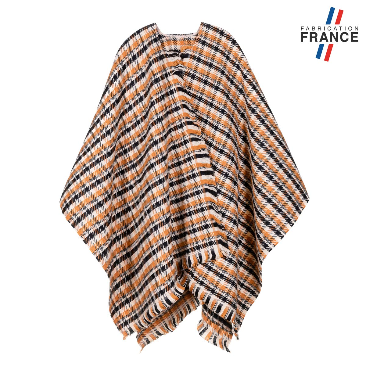 AT-06155-F12-LB_FR-poncho-orange-petits-carreaux